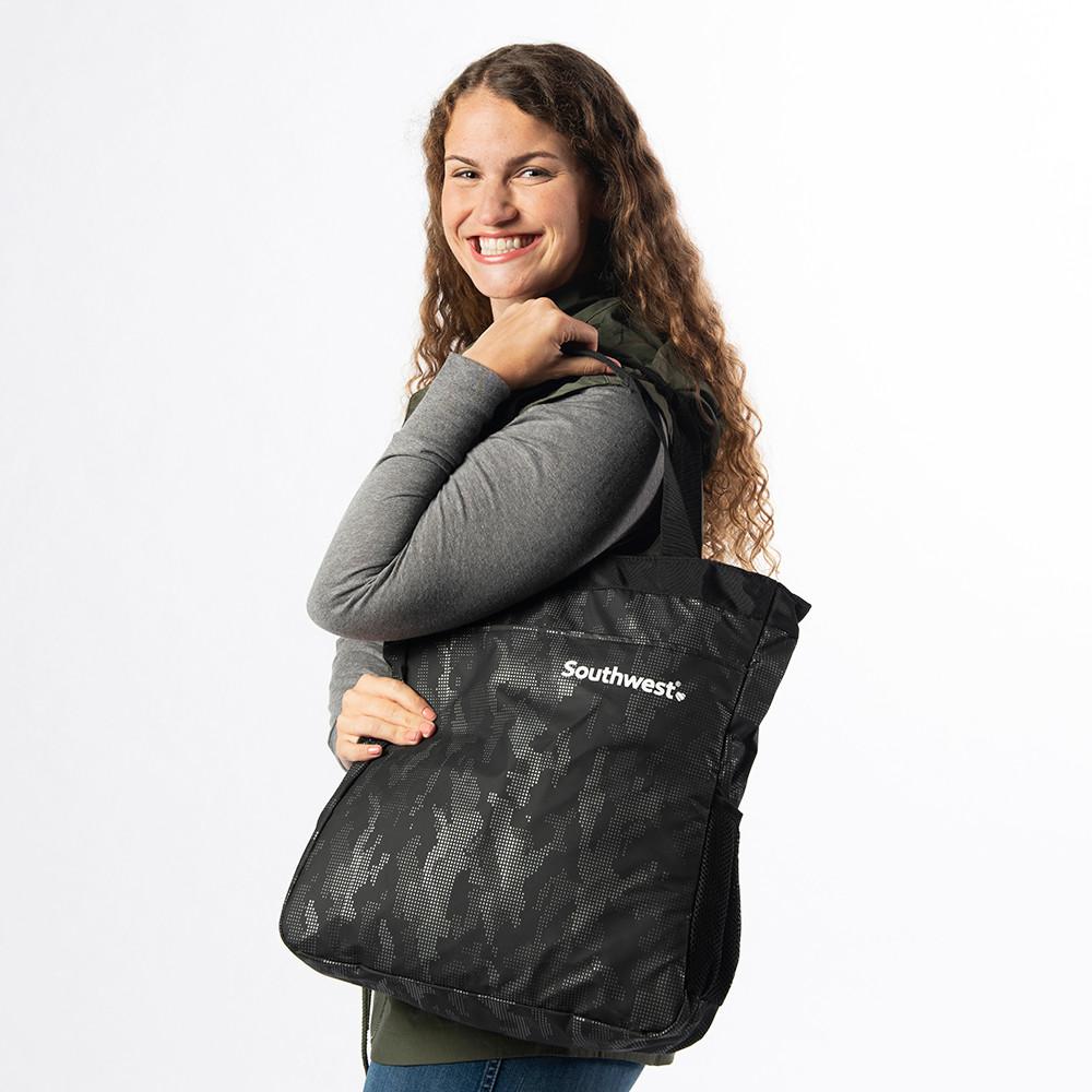 Southwest Reflective Camo Bag