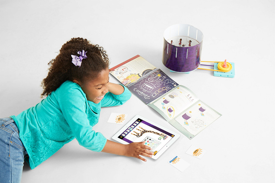 Toy, Book, and App Transmedia Experience