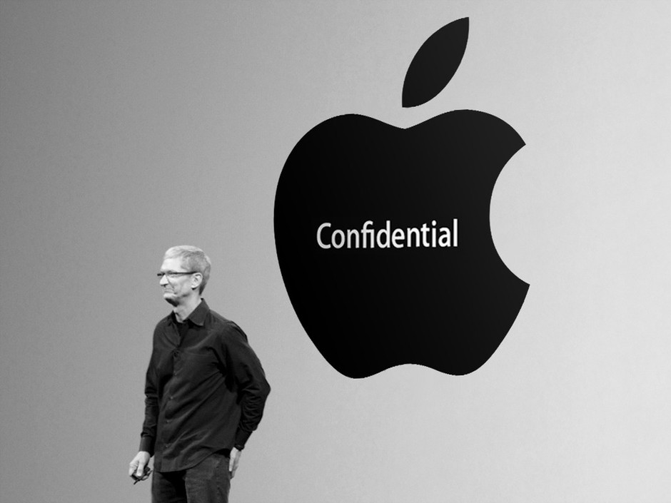 WWDC 2012 Presentation Apple Graphic