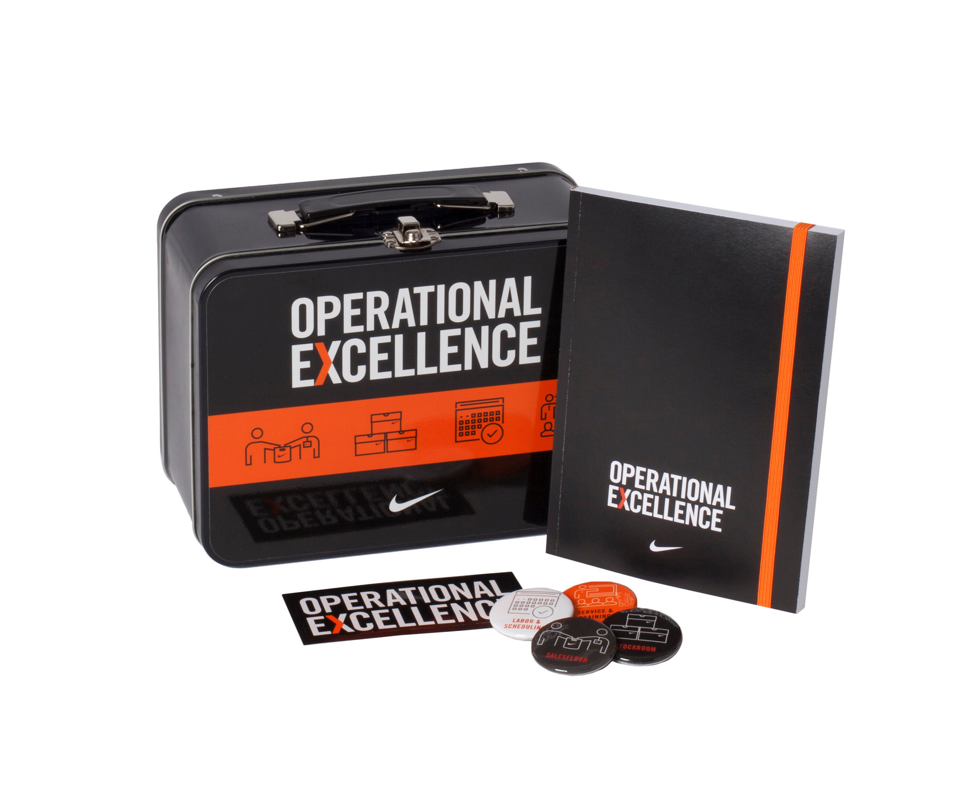 Nike Operational Excellence Team Kit