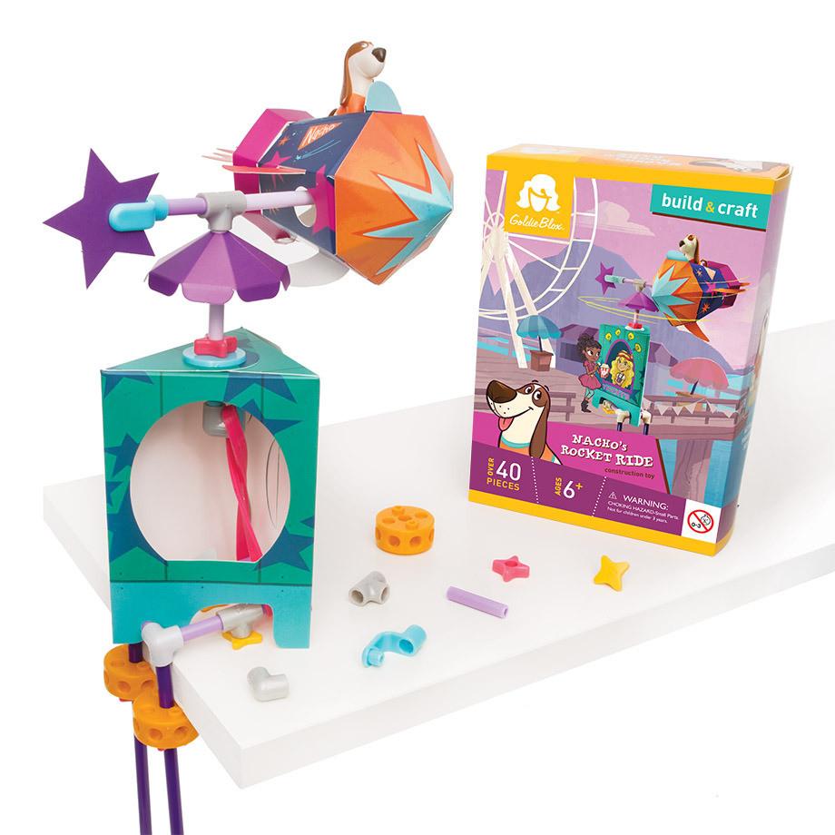 Nacho's Mini Pet Box & Toy