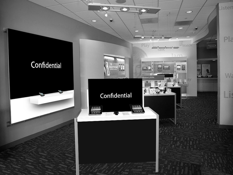 Retail Marketing Signs