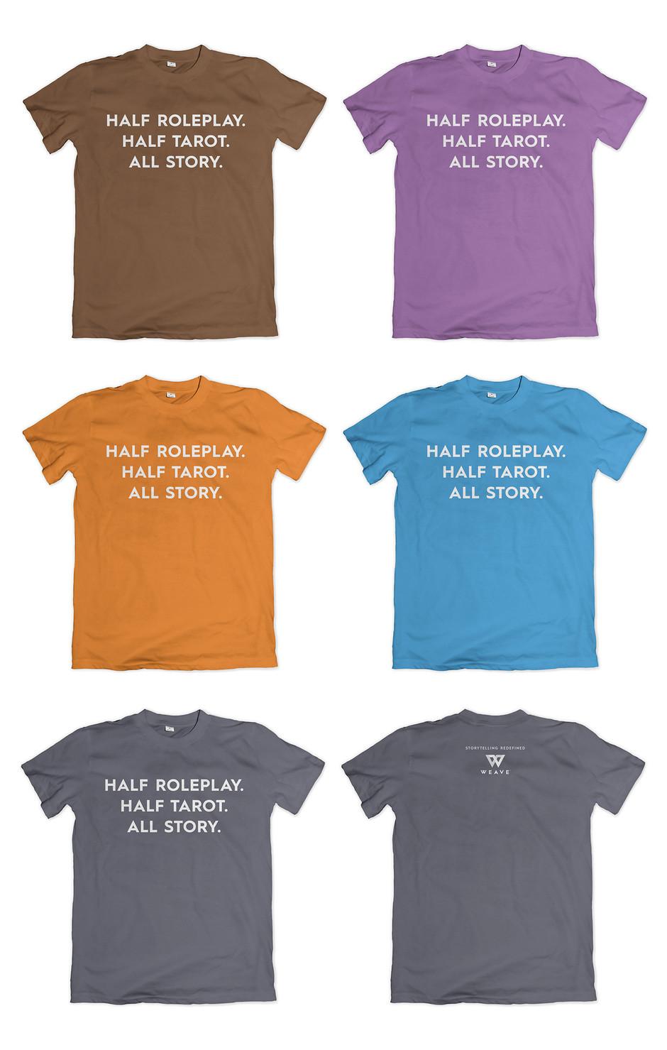 Weave T-Shirts