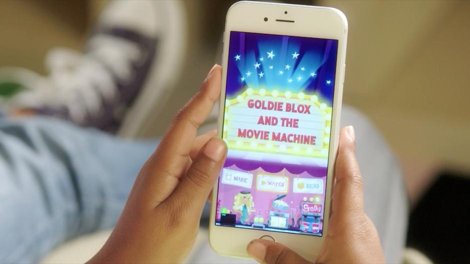Movie Machine App Promo Video