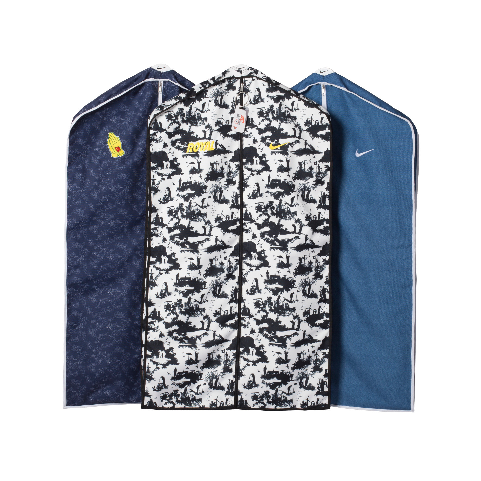 Nike Golf 2019 Majors Garment Bags