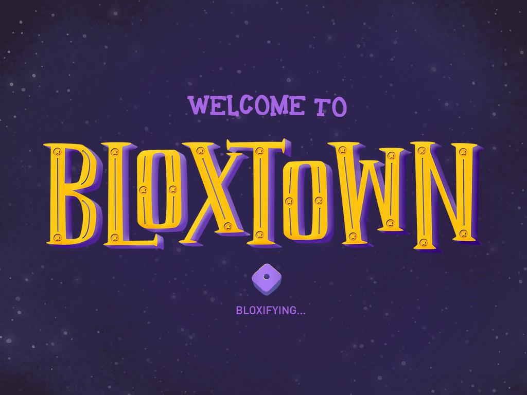 BloxTown v1.0 Logo