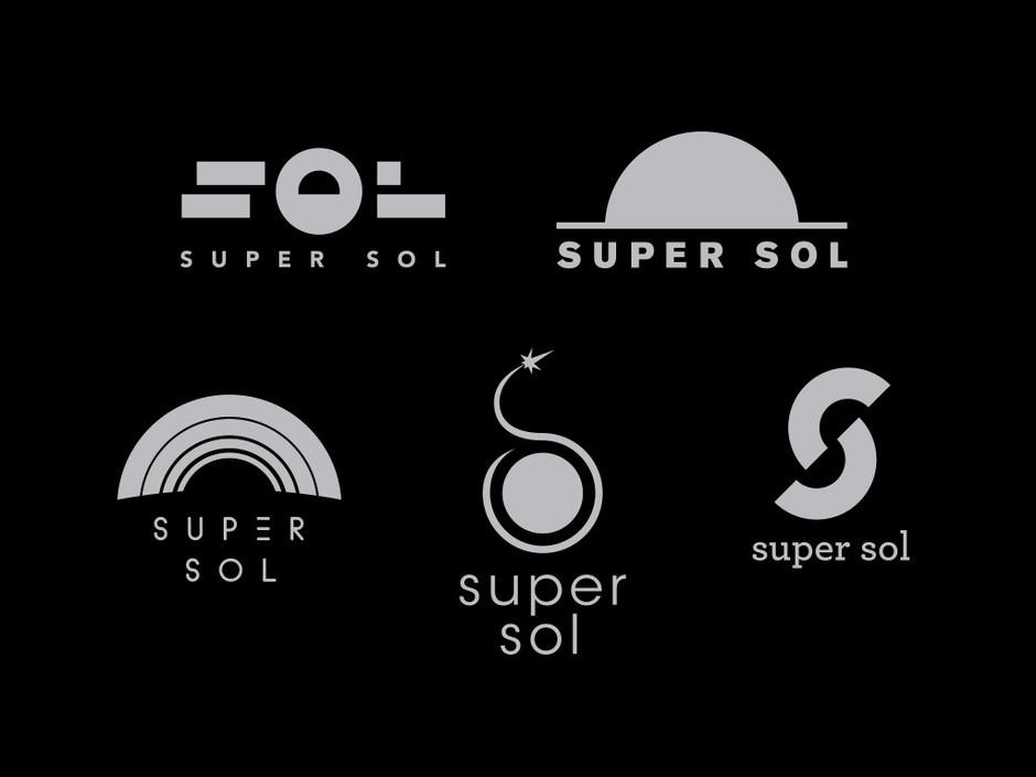 Early Logo Explorations