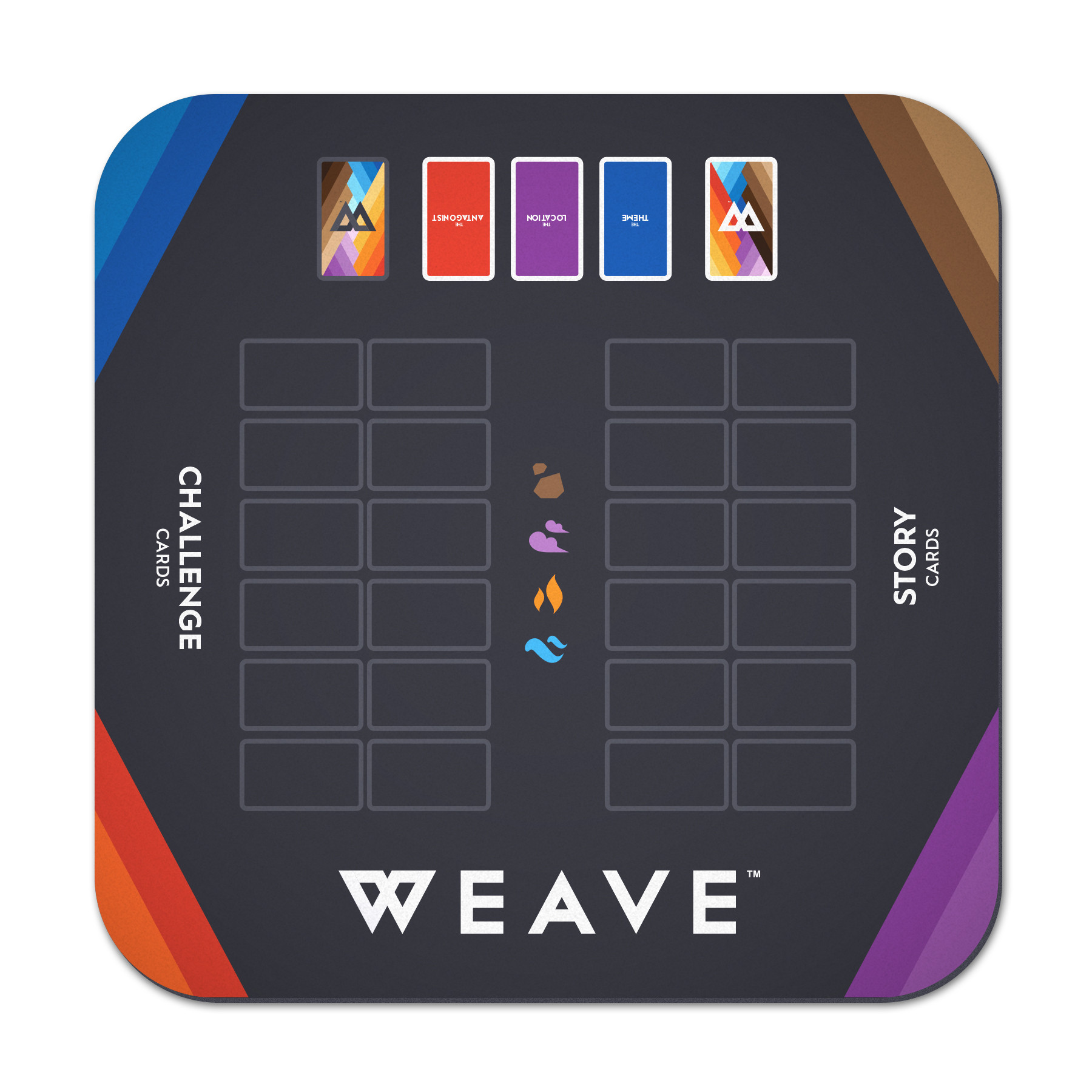 Weave Game Mats