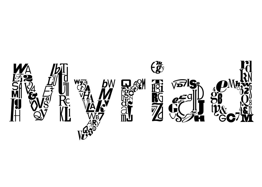 Myriad Graphic