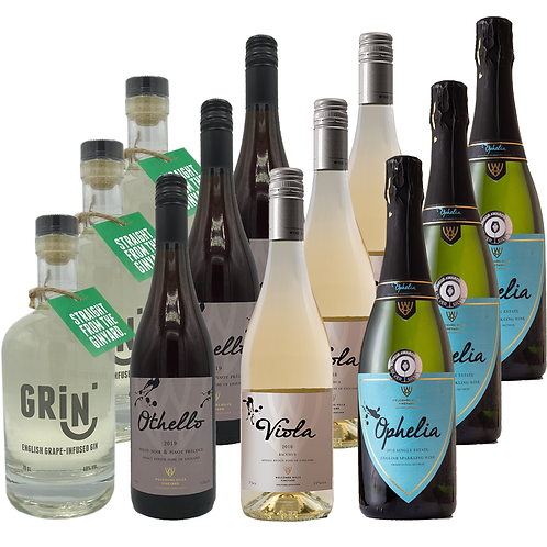12 Bottle - Full Monty Case Deal