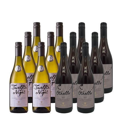 12 Bottle -Still Case Deal