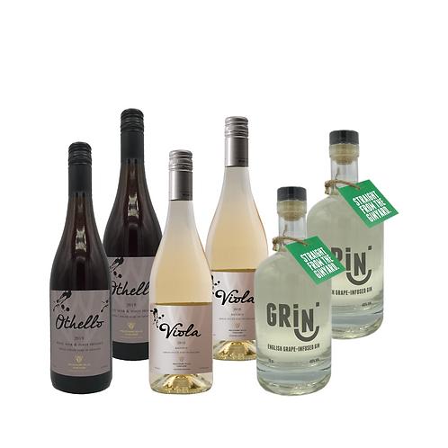 6 Bottle - Full Monty Case Deal