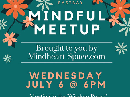Mindfulness Meet-Up