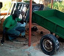 Building an ox cart in the workshop_edit