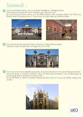 Blog événementiel Bordeaux | Feuille de route Londres