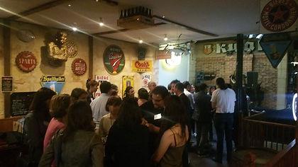 Blog événementiel Bordeaux | Afterwork Lucifer bar - Agence WEA