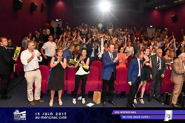 Festival du film de Mérignac, diffusion - Agence WEA