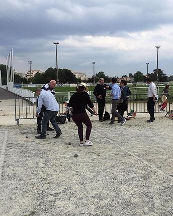 Blog événementiel Bordeaux | Tournoi de pétanque interentreprise SAM - Agence WEA