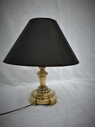 Lampe bronze ancienne