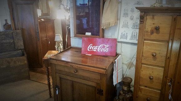 Plaque émaillée Coca Cola vintage