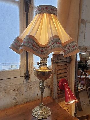 Lampe en bronze époque Art Nouveau