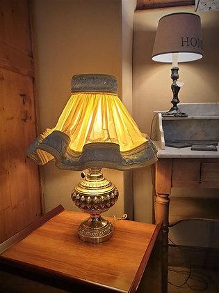 Lampe métal ancienne