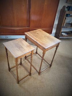 tables d'appoints ancienne