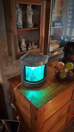 Lanterne fixe de coursive début XXème