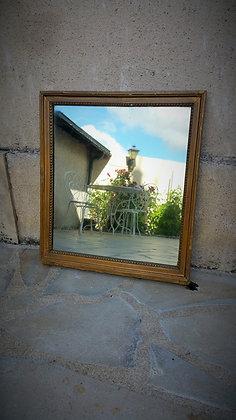 Miroir rectangulaire ancien