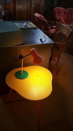 Lampe articulée couleur vintage