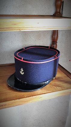 Képi d'officier de la marine