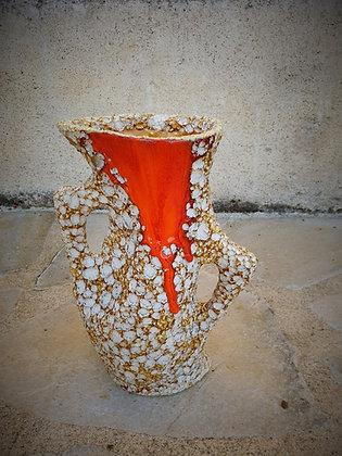 Vase Vallauris des années 80