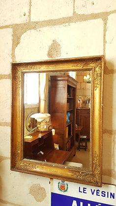 Miroir style Napoléon III XIXème
