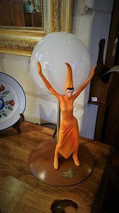 """Lampe de collection """"Orangina"""" numérotée"""