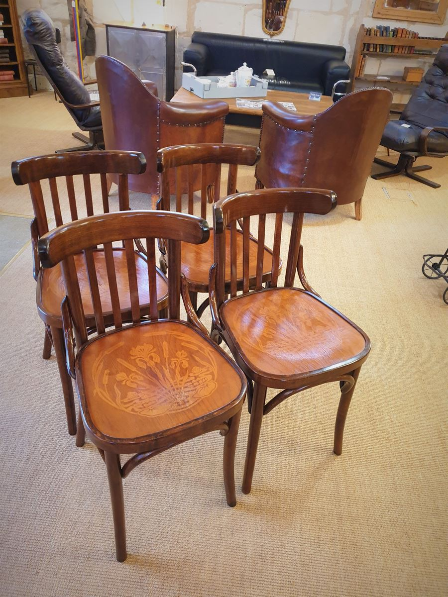 chaises bistrot ancienne