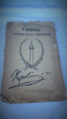 Album Voyage autour de ma colonne, Napoléon et Sem