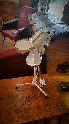 """Lampe de bureau """"projecteur"""" années 80"""