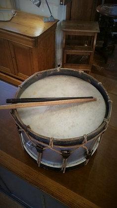 Ancien tambour de forain XXème