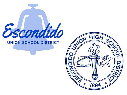 Distritos escolares de Escondido Distribución de almuerzos (menores de 18 años)