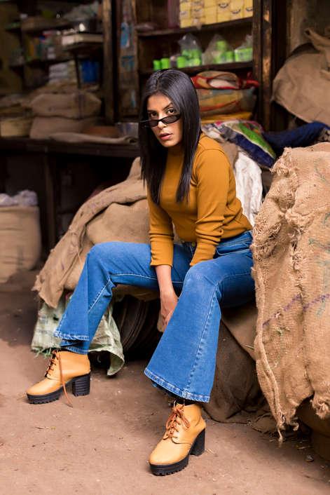 Fashion Portrait 4