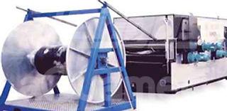 Equipamento para limpeza de barreira de contenção Boom Washing Machine
