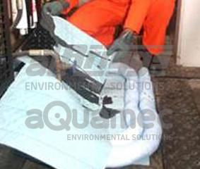 Kits de emergência ambiental para indústria automobilística