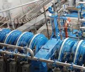 Adensamento de lodo com uso reduzido de polímeros e manutenção mínima