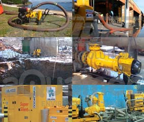 Seis aplicações de motobombas Selwood presentes no dia a dia