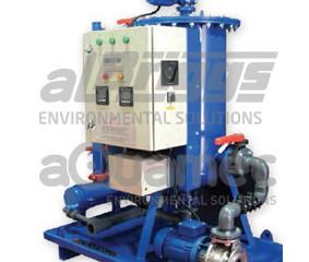Sistema integrado de tratamento e reúso de água de resfriamento