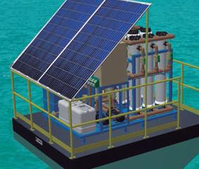 Soluções de OSR e tratamento de água para região amazônica