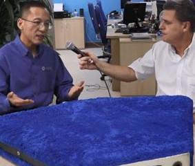Aqua-Aerobic Systems apresenta o Filtro Disco de Tecido – AquaDisk