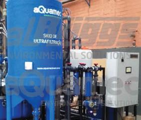 aQuamec na Fenasan 2019: Sistemas para dessalinização e purificação de água