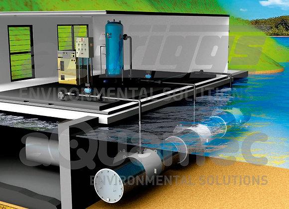 Tratamento Preliminar | Peneira Filtrante para Tomadas d'Água | Intake