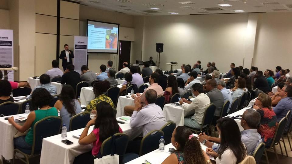 Seminário em Salvador